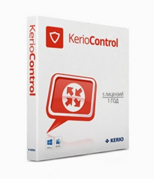 Kerio Control Standard License Additional 5 users License