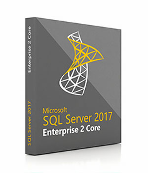 SQL Server 2017 Enterprise 2 Core